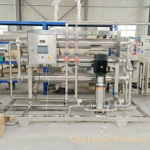 Apparatuur de in twee stadia van de Behandeling van het Water RO
