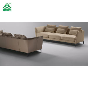 Personalizar las tres plazas sofá de estilo de moda para el Hotel de 5 estrellas de diseño 2018