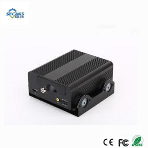Повышенные обороты сигнал тревоги 4CH Mdvr 720p H. 264 для мобильных ПК автомобильный видео регистратор DVR