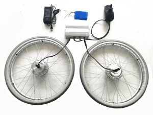 Jq Silla de ruedas inteligente motor de rueda Kit de sistema de alimentación A1