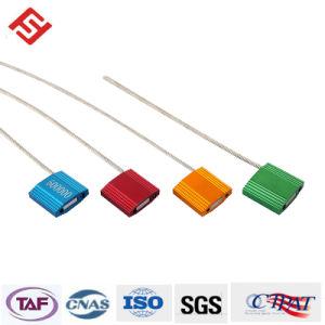 guarnizione del cavo della serratura del contenitore di alta obbligazione della lega di alluminio di 2.0/3.0mm