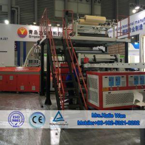突き出る石造りのプラスチック合成物Spcの防水フロアーリング機械を作る