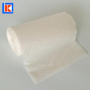 PLA Pbat D2w 쓰레기를 위한 생물 분해성 Compostable t-셔츠 부대