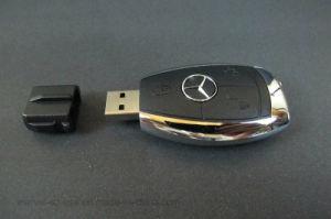 カスタマイズされた車のキーのフラッシュペン駆動機構USBのフラッシュ駆動機構