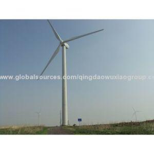 Ориентированная на заказчика стальная башня энергии ветра