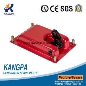Hochleistungseisen-Generator-Kabinendach-Verschluss