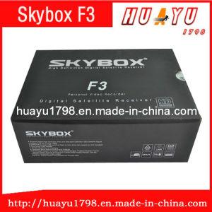 HD衛星TVの受信機F3