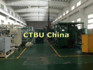 Huile de transformateur de purification de l'unité de filtration d'huile