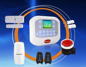 Sistema di allarme di GSM RFID con la tastiera di tocco (ES-G50A)