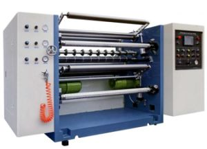 La película automáticamente la máquina de corte longitudinal (JFQ-E)
