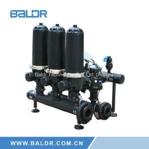 Draaikolk 2  Systeem van de Irrigatie van de Filter van de Schijf van het Type van T het Auto Backflushing