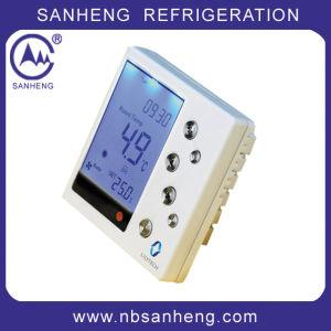 Termómetro de control del ventilador