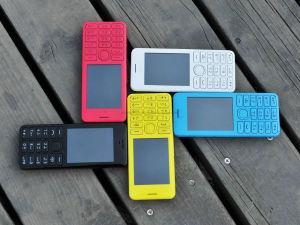 Mobiele Telefoon 206 het Originele Merk van de Staaf de Goedkope Telefoon van de Cel van de Telefoon