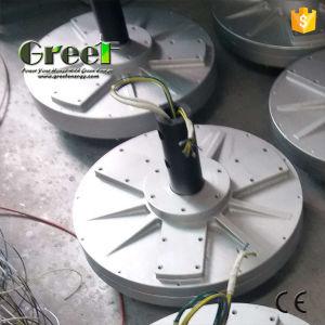 Bajo Par motor de imán permanente disco Coreless generador de turbina de viento