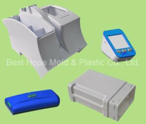 Moldeo por inyección de piezas de ABS (plástico) de moldeo de piezas de plástico/molde de plástico