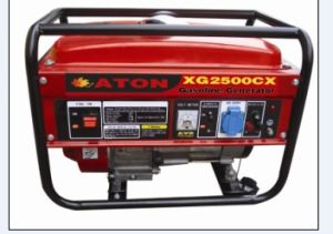 Generator van de Benzine van Aton de lucht-Koele