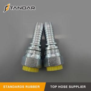 Cono de 24 grados O-Ring H. T. tubo flexible hidráulico