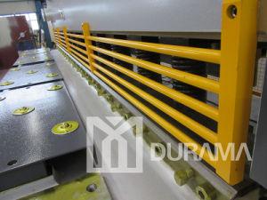 Cizalla hidráulica, guillotina hidráulica y la máquina de corte