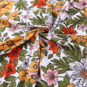Textiles tejidos Yigao Venta caliente 100d Polyester DTY Tela impresa