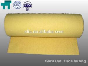P84 фильтра тканью ткань