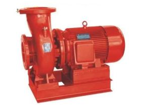 Xbd-W Horizontal 1-Stage & 1-Priming Pump