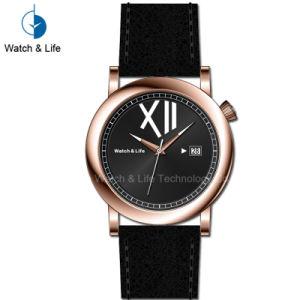 Vigilanza degli uomini automatici dell'orologio di modo della vigilanza dell'acciaio inossidabile della vigilanza svizzera semplice del movimento