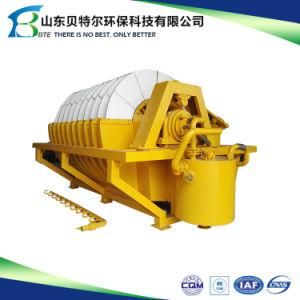 Unidade de desidratação de lamas, desidratação de lamas/Filtro de vácuo de cerâmica de filtração