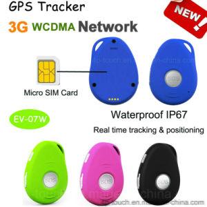 3G Rastreador GPS portátil com comunicação bidirecional (EV-07W)