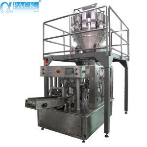 Alimentos Pre-Made Doy automático de la bolsa de polvo de sellado de llenado Package/Máquina de embalaje Embalaje (AP-8BT)