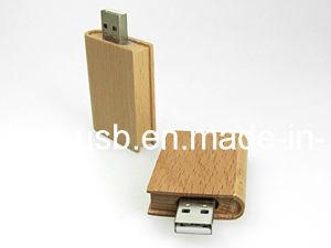 木の本USBのフラッシュ駆動機構