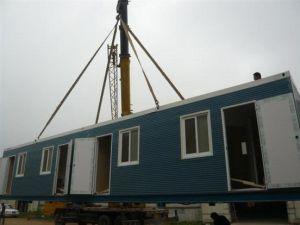Casa do recipiente para o campo de trabalho/Hotel/Office/Trabalhadores Alojamento/apartamento (SH101)