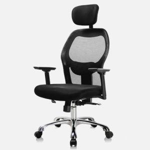適正価格の高品質の革人間工学的のオフィスの椅子