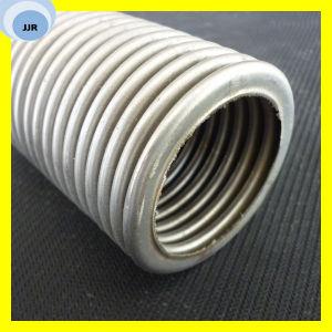適用範囲が広い管の環状のステンレス鋼の管を接続しなさい