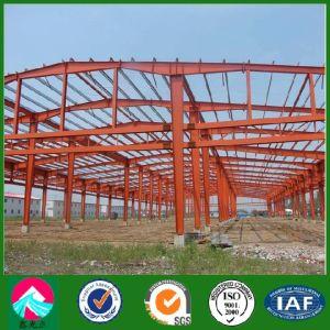 Gran edificio de estructura de acero prefabricados Span (XGZ-SSW 314)