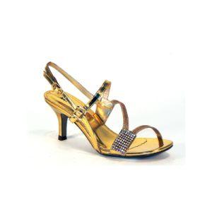 Nouveau Mesdames élingue sandales arrière