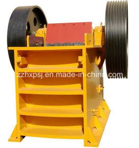 Железная руд руда задавливая главным образом дробилку челюсти