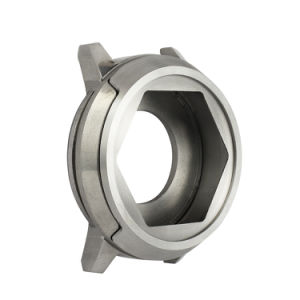Precisión de acero inoxidable Watchcase de mecanizado CNC de piezas&Vea