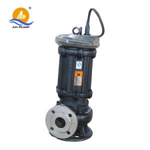 Moteur électrique de la pompe d'eau sale des eaux usées submersible