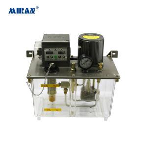 Bomba de óleo lubrificante eléctricos com distribuidor do Sistema de Lubrificação