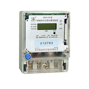 Tester astuto di energia di prepagamento di monofase di alta esattezza (DDSY150D/2)