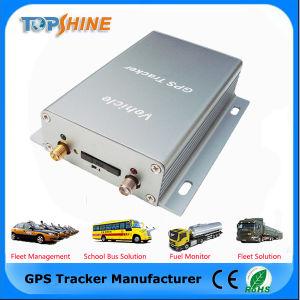 Abrir/cerrar la puerta de coche Alarma GSM GPS Tracker con alerta de movimiento