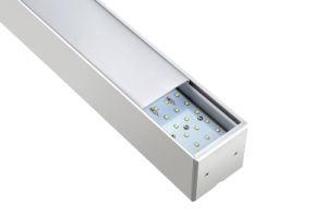 カスタマイズされた1.2m 40Wは線形ライトオフィスLighitngのためのLEDの導通の明滅する