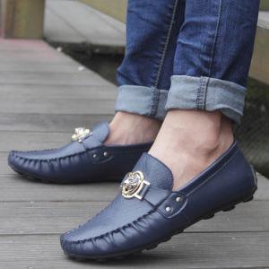 Los hombres de alta calidad zapatos de cuero zapatos de ocio (FTS1019-28)