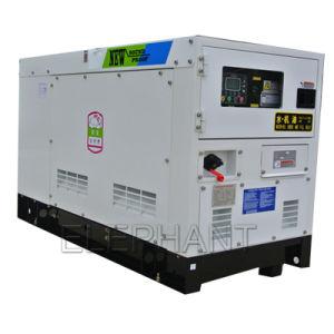 generatori diesel del baldacchino silenzioso di buona qualità 65kVA con il motore della Perkins
