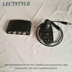 Привод медицинских Swingaway питание контроллера инвалидных колясок и джойстик с Бесщеточный электродвигатель инвалидной коляски