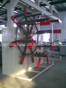 16mm-32mm Double-Station PE/PP Tubo Coiler máquina de bobinado
