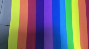 Folha de EVA (EASR Rainbow 0710) / Linhas de combinação