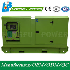 60КВТ 75 Ква Основная мощность/резервных источников питания дизельного двигателя Cummins генератор/Super Silent
