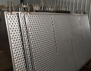 Chauffe-piscine oreiller de la plaque de la plaque de cavité de la plaque plaque thermique