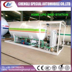 Coc Soncap ASME Estación de llenado Skid-Mounted GPL